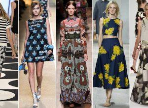 2016 Bahar Yaz Modası Nasıl?