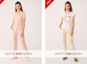 Rahatlığın Sembolü Pijama Takımı Modelleri
