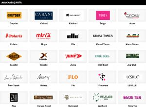 Bayan Giyim Markaları Listesi