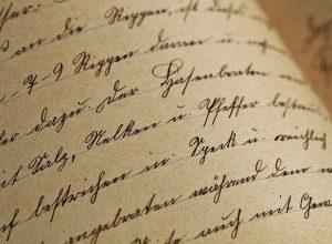 Güzel El Yazısı Yazma